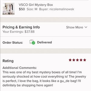 Princess Polly Sweaters - VSCO Girl Mystery Box